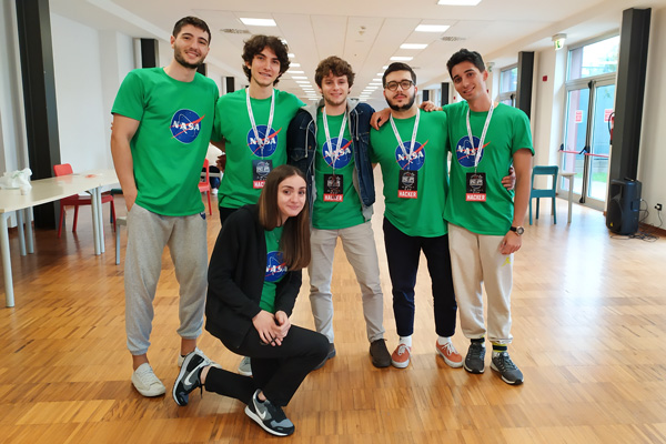 Il team CliMates trionfa al NASA International Space Apps Challenge