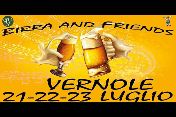 Birra and friends a Vernole
